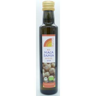 Macadamianussöl BIO 250 ml