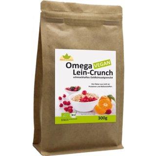 Omega-Lein-Crunch BIO VEGAN 300g