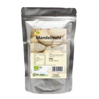 Mandelmehl BIO lowcarb 500g