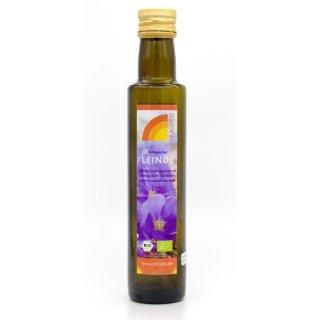 TRICUTIS® Leinöl BIO 250ml tagesfrisch,kalt gepresst,100% nativ